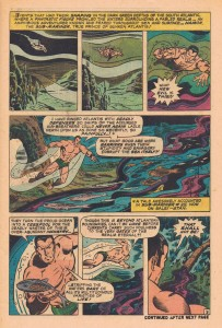 IM 25 Namor discovers the pollution