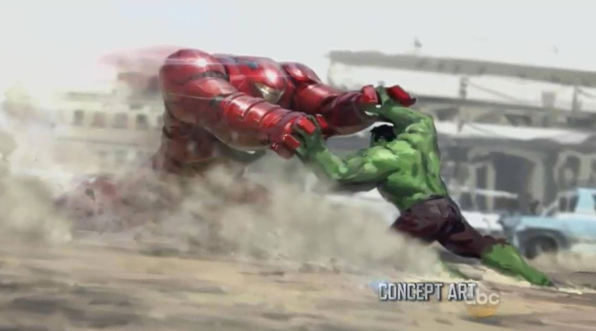 A Brief History of the Iron Man Hulkbuster Armor | CurtisAndersen com