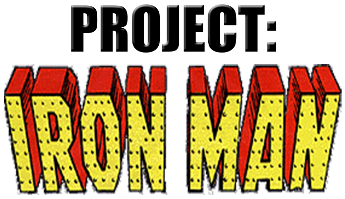 PROJECT IROM MAN logo