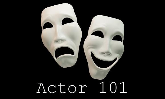 Actor 101 Logo